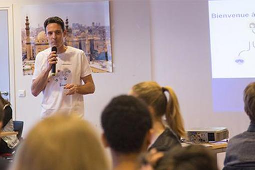 Air France lance son premier Junior Lab