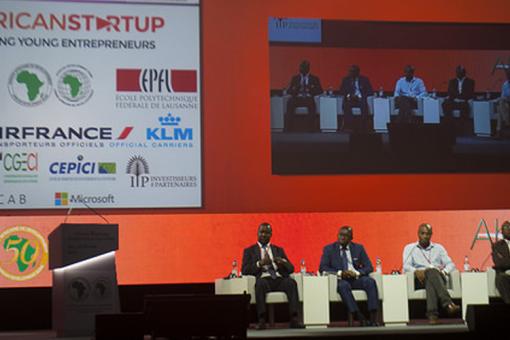Air France, partenaire de MyAfricanStartUp, soutient l'innovation en Afrique