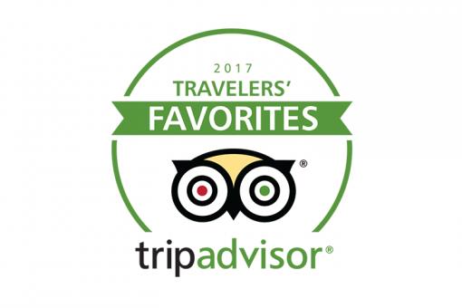 Hertz remporte le prix TripAdvisor 2017