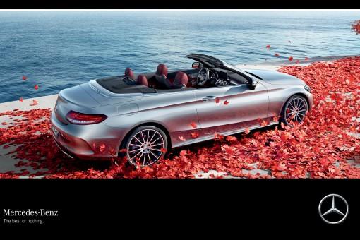 Hertz vous offre le privilège de conduire la nouvelle Mercedes Classe C