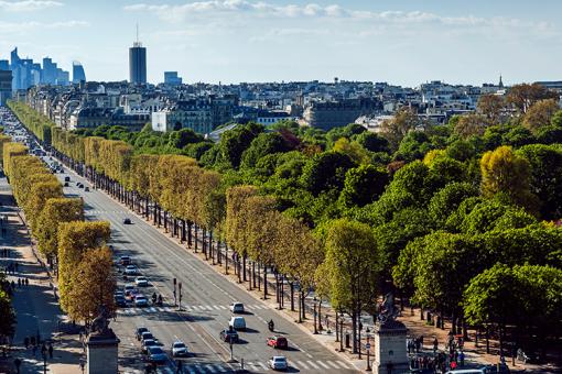Paris – Île de France : Programme été 2107