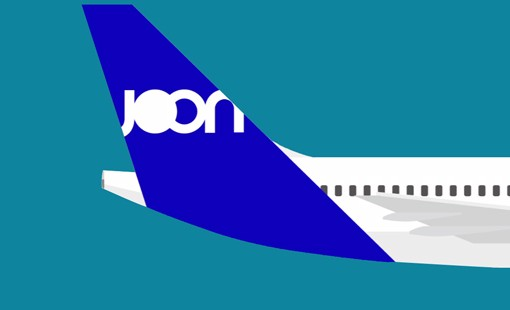 Joon, la nouvelle compagnie d'Air France : jeune et connectée