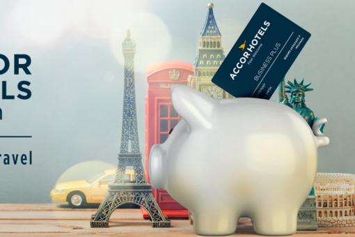 Profitez d'une offre exceptionnelle sur la carte «Business Plus» du groupe AccorHotels