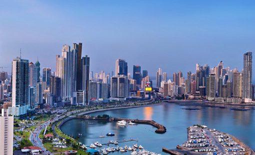 Panama City en Dreamliner