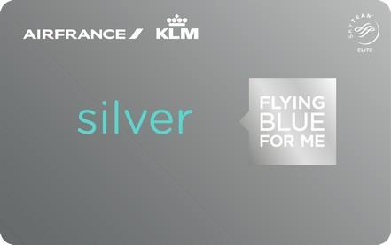 Carte silver