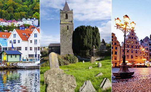 Bergen, Cork et Wroclaw : 3 nouvelles destinations Air France
