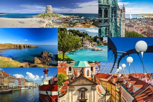 KLM propose des vols supplémentaires vers certaines destinations en Europe