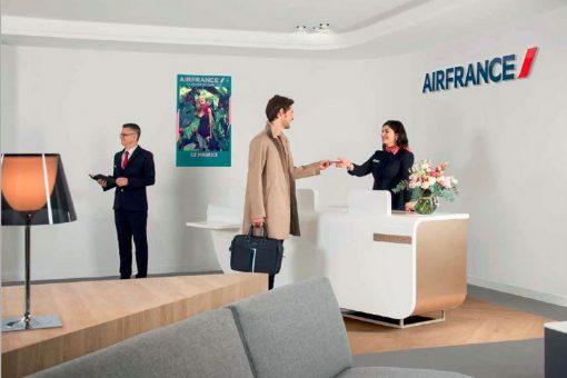 Nouveau salon Business à Paris Charles de Gaulle 2E