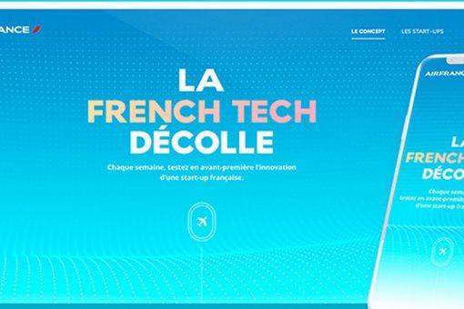 Air France vous propose de tester les dernières innovations…