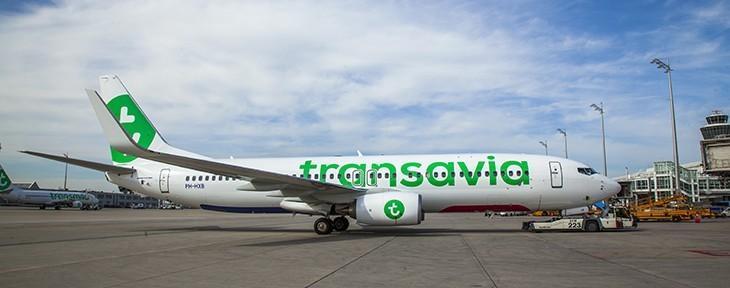 Transavia accélère son développement à Nantes