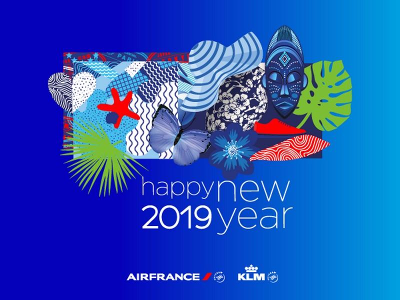 Votre équipe commerciale vous souhaite une très belle année 2019