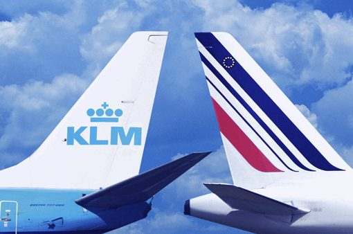 Trafic record en 2018 pour Air France-KLM !