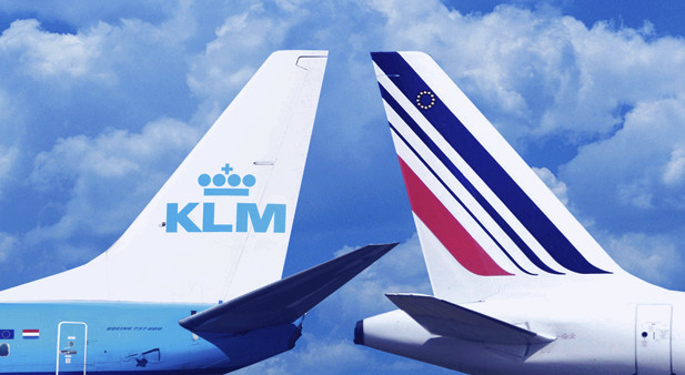 Trafic record en 2018 pour Air France-KLM !