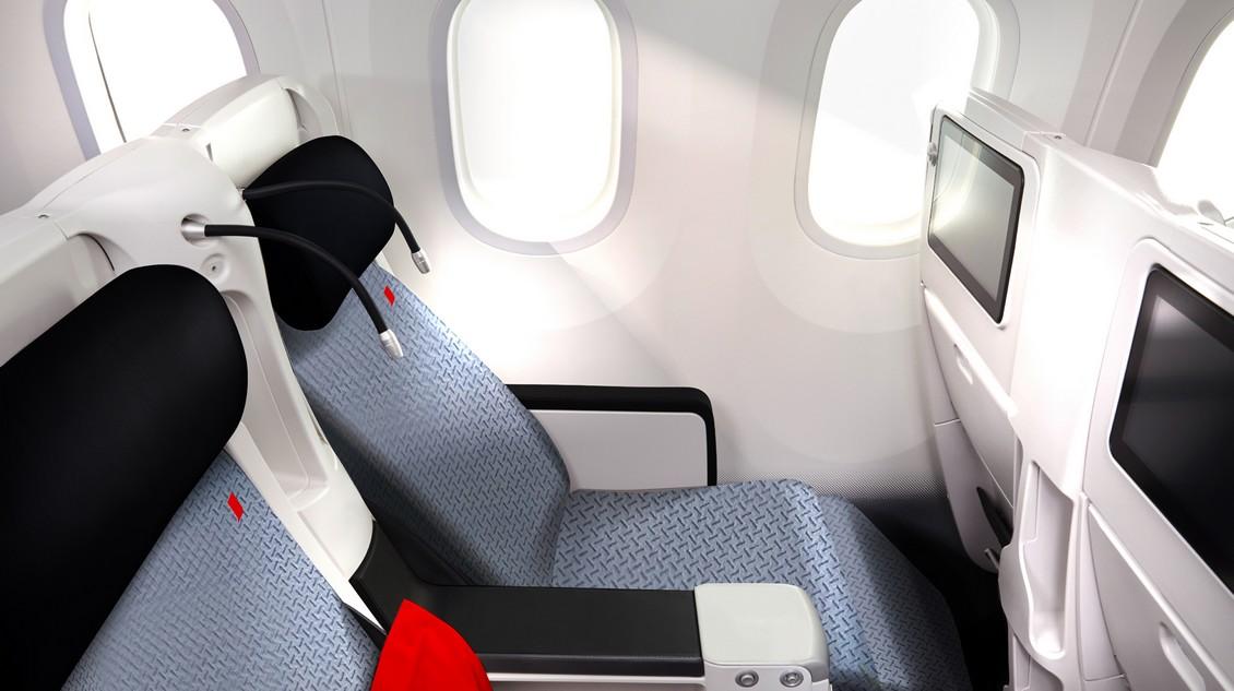 Découvrez les nouvelles cabines de voyage Long-Courrier d'Air France