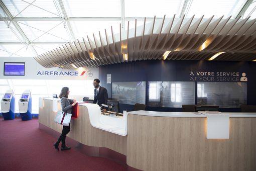 Air France reçoit le 1er prix du Podium de la Relation Client 2018