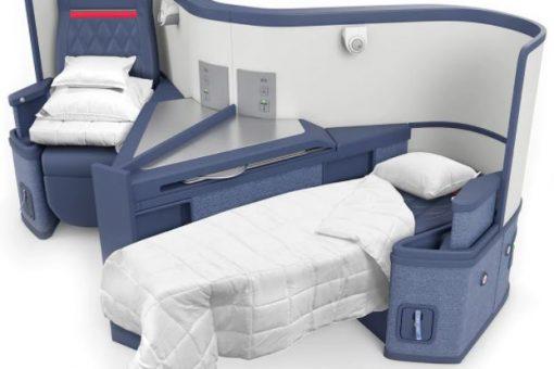 Delta : Les suites Delta One et Delta Premium Select au départ de Paris Charles de Gaulle