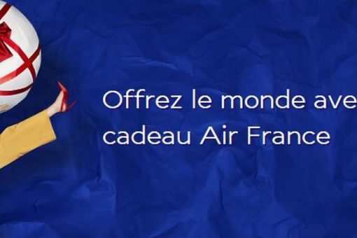 La Carte Cadeau d'Air France évolue