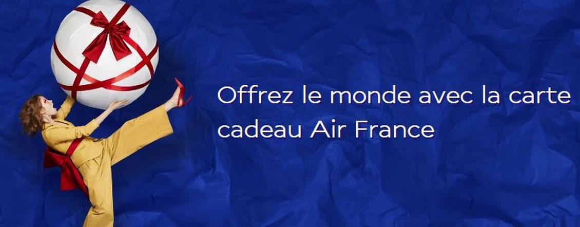 Paperplane, l'offre cadeau d'Air France