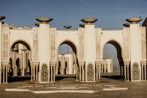 Nouveau terminal à l'aéroport de Casablanca