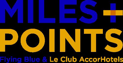 Les programmes Flying Blue et Le Club AccorHotel vous proposent : Miles + Points
