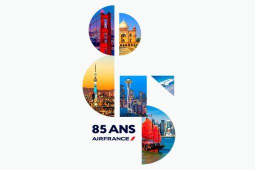 Les 85 ans d'Air France