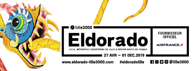 Lille 3000, Air France vous invite à l'exposition Intenso/Mexicano