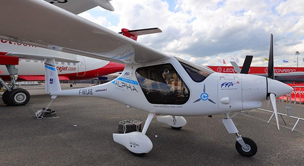 Avion électrique : partenariat entre AFI KLM E&M et la FFA