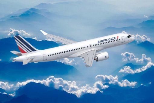 La flotte Air France évolue