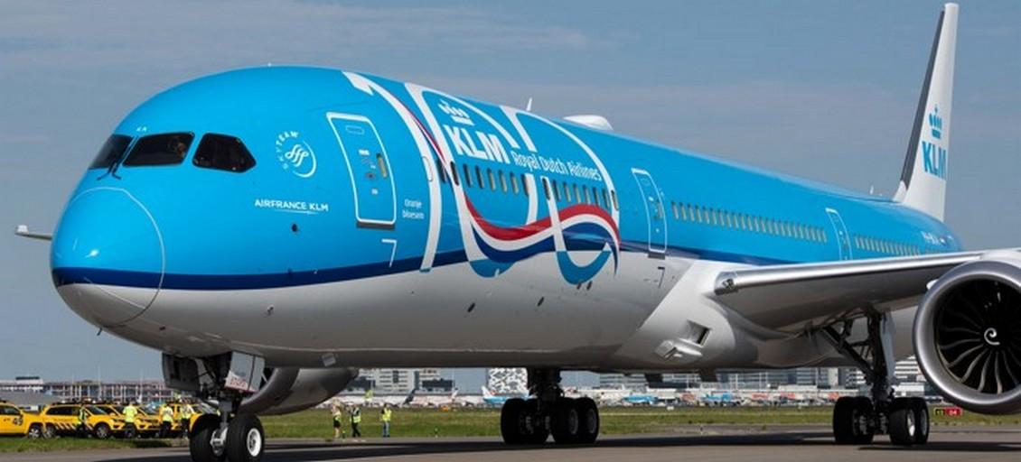 KLM fête ses 100 ans le 7 octobre 2019
