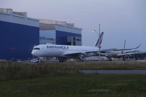 Voyagez en Airbus A350-900 vers Le Caire