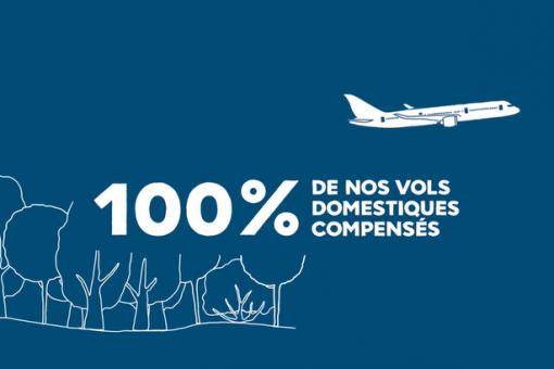 Air France accélère ses engagements pour l'environnement