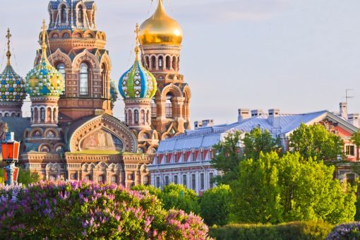 Vers St Petersbourg le e-visa est maintenant disponible