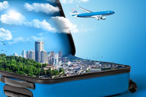 KLM vous invite à la visite virtuelle de sa flotte