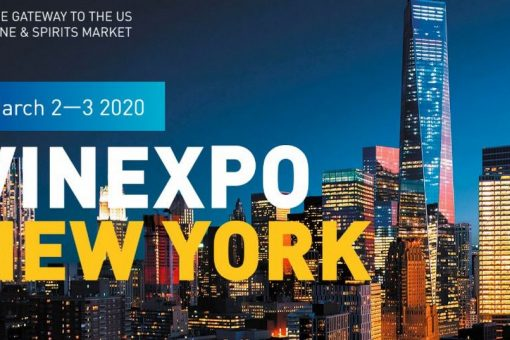 Air France partenaire du salon Vinexpo à New York les 2 et 3 mars 2020