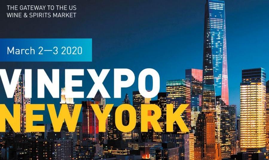Air France partenaire du salon Vinexpo à New York les 2 et 3 mars 2020