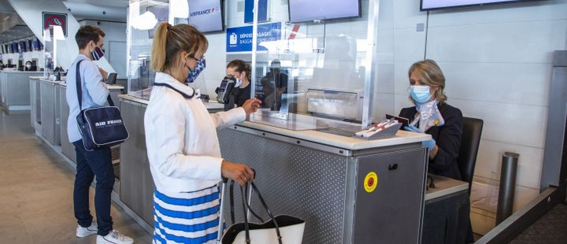L'engagement sanitaire d'Air France