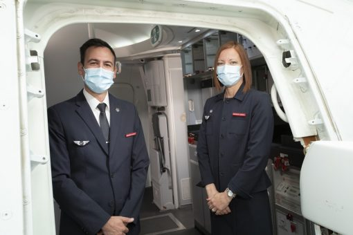 Air France adapte son programme de vols pour novembre et décembre 2020