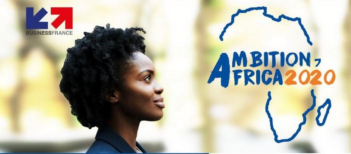Air France, Partenaire d'Ambition Africa 2020