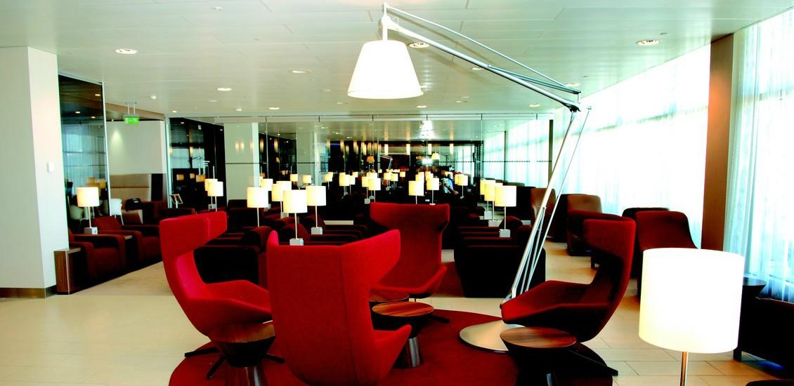 Houston : KLM rouvre son salon