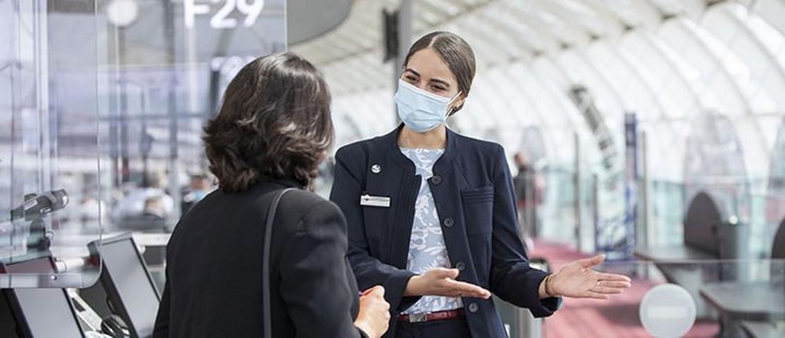 «Air France Protect» : la promesse d'un voyage en toute sérénité, 100% flexible