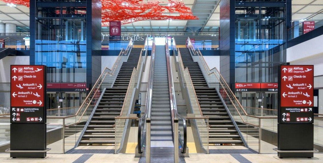 Berlin : un nouvel aéroport international Brandebourg Willy Brandt
