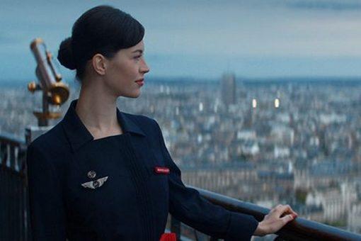 Découvrez le nouveau film de consignes à bord d'Air France