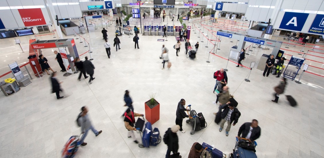 Restructuration du trafic de l'aéroport d'Orly