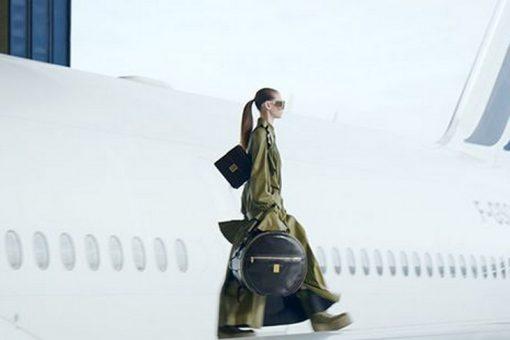 Air France accueille la maison Balmain pour un défilé d'exception
