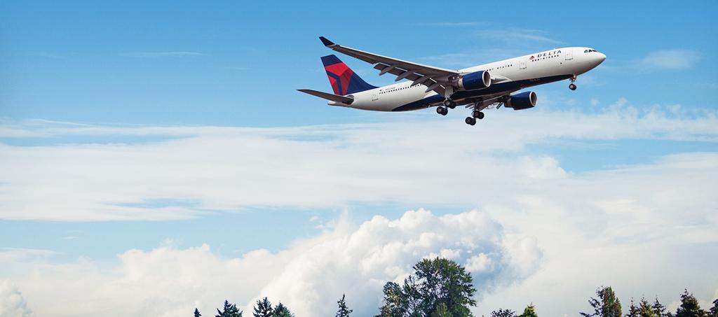 Delta Air Lines : engagements carbone-neutres