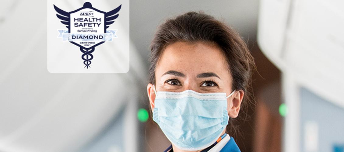 KLM remporte le prix APEX