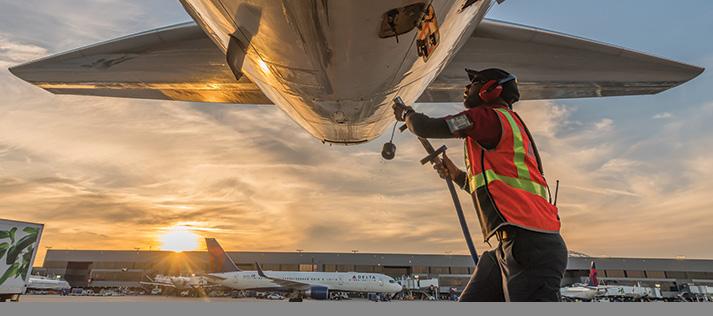 Partenaires SAF de Delta Air Lines